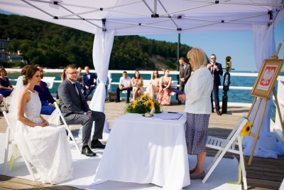 Reportaż Ślubny w Plenerze