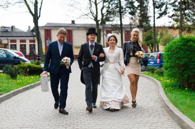 fotografia ślubna ceremonia