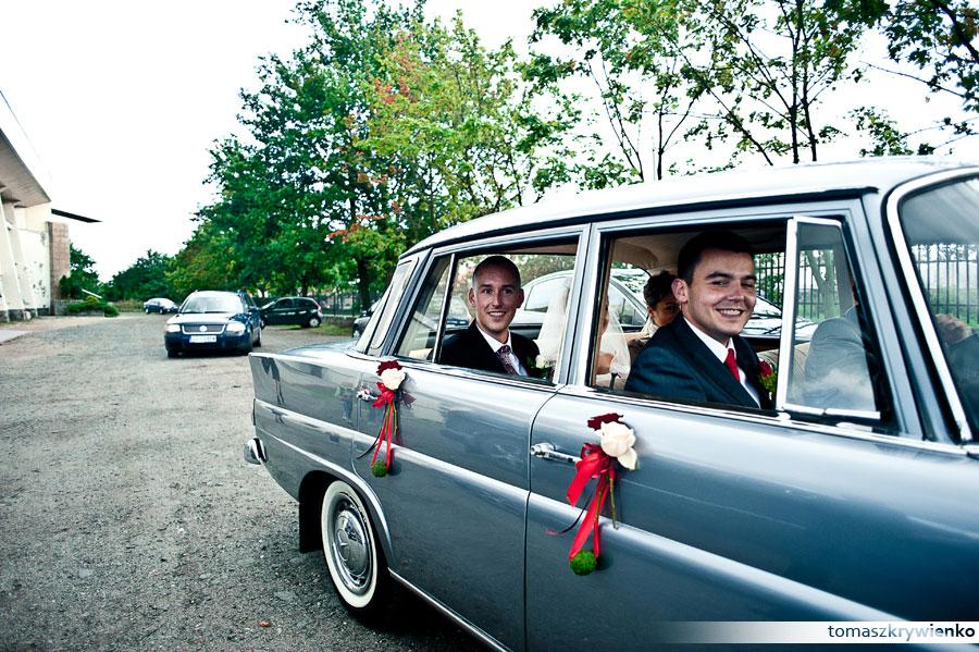 Fotograf na wesele Trójmiasto