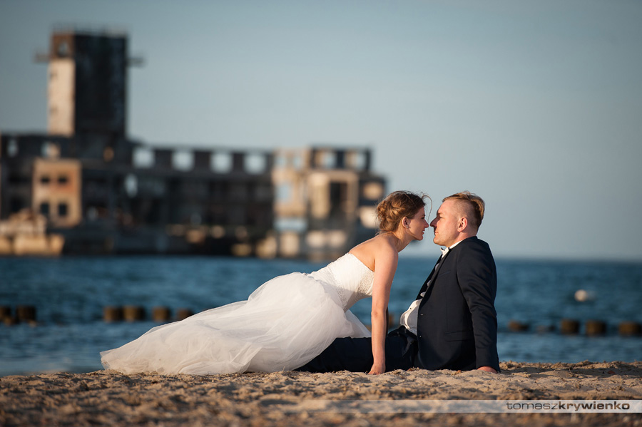 Iza i Fabian – Plener w Gdyni