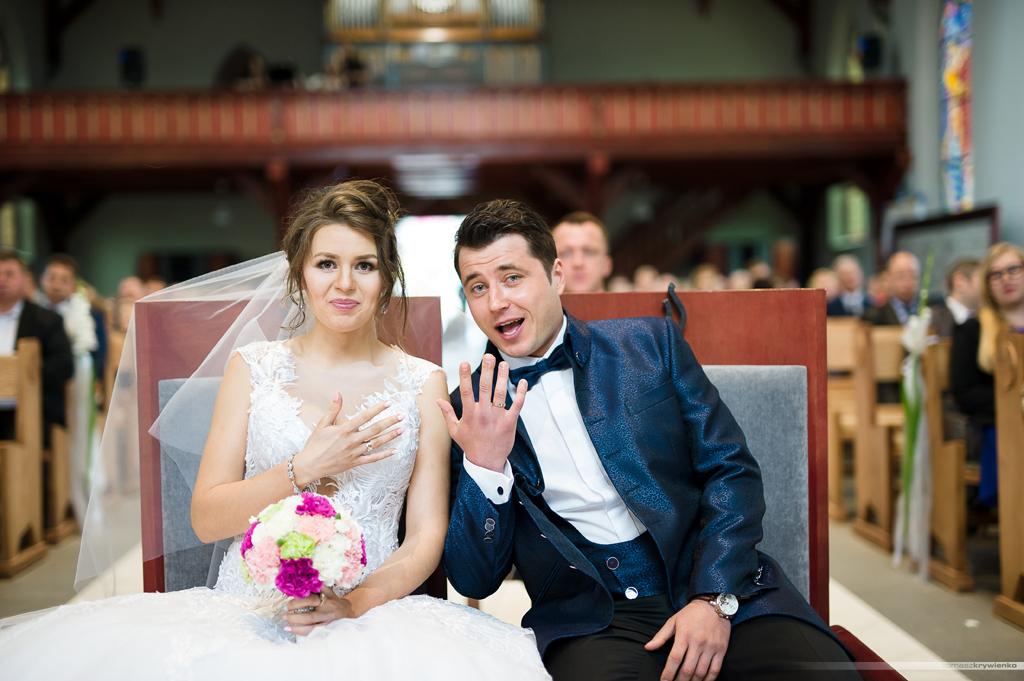 Martyna i Piotr – Niesamowite wesele – Reportaż z dnia ślubu